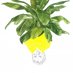 Enfant jaune
